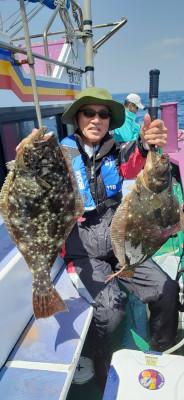 秀丸の2021年5月1日(土)2枚目の写真