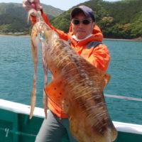 釣り船 久勝丸の2021年4月30日(金)1枚目の写真