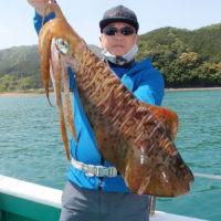 釣り船 久勝丸の2021年4月30日(金)3枚目の写真