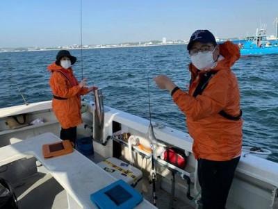 三喜丸釣船店の2021年5月1日(土)4枚目の写真