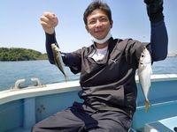 蒲谷丸の2021年4月30日(金)1枚目の写真