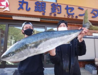 丸銀釣りセンターの2021年4月30日(金)1枚目の写真