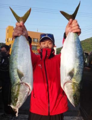 丸銀釣りセンターの2021年4月30日(金)2枚目の写真