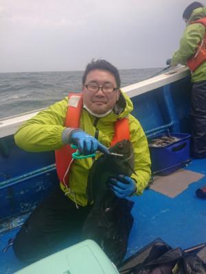 フィッシングボート 清和丸の2021年5月1日(土)2枚目の写真