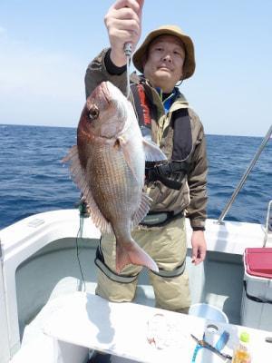 Fishing MOLA MOLAの2021年4月30日(金)1枚目の写真