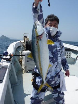 Fishing MOLA MOLAの2021年4月30日(金)2枚目の写真