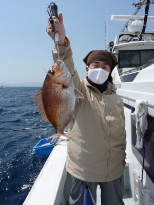 Fishing MOLA MOLAの2021年4月30日(金)3枚目の写真