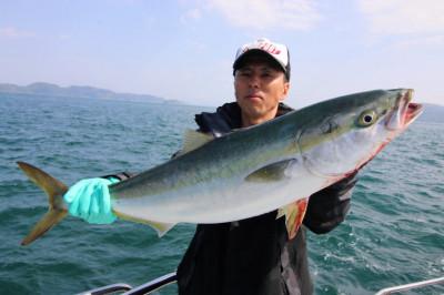 西岡遊漁の2021年4月30日(金)1枚目の写真