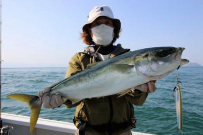 西岡遊漁の2021年4月30日(金)2枚目の写真