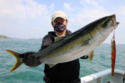 西岡遊漁の2021年4月30日(金)3枚目の写真