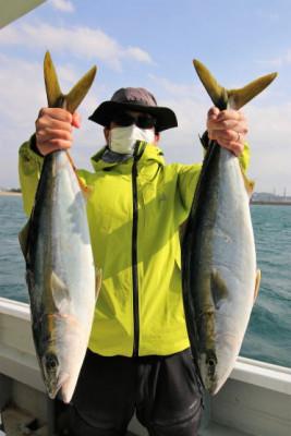 西岡遊漁の2021年4月30日(金)5枚目の写真