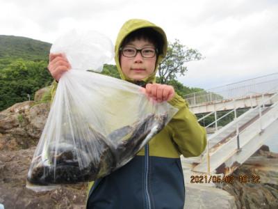 由良海つり公園&釣堀ランドの2021年5月2日(日)1枚目の写真