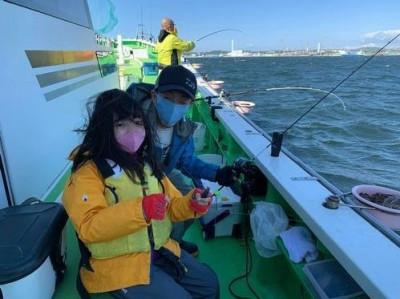 三喜丸釣船店の2021年5月2日(日)1枚目の写真