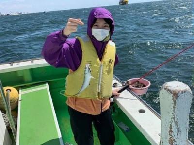 三喜丸釣船店の2021年5月2日(日)2枚目の写真