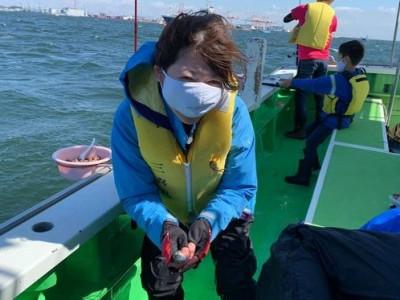 三喜丸釣船店の2021年5月2日(日)3枚目の写真