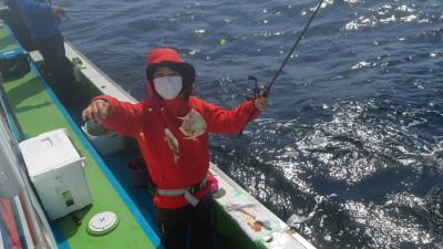 フィッシングボート 清和丸の2021年5月2日(日)4枚目の写真