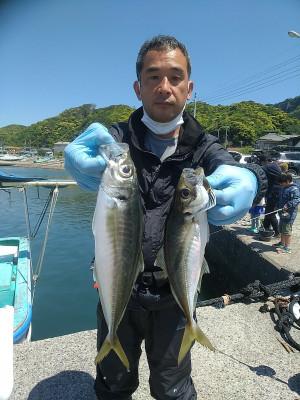 勘次郎丸の2021年5月3日(月)1枚目の写真