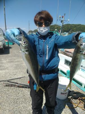 勘次郎丸の2021年5月3日(月)2枚目の写真