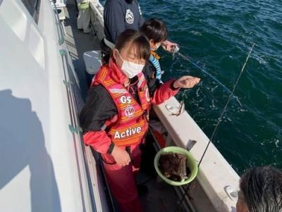三喜丸釣船店の2021年5月3日(月)2枚目の写真