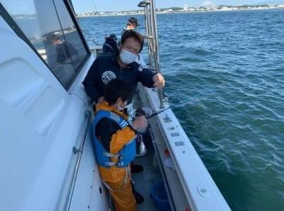 三喜丸釣船店の2021年5月3日(月)3枚目の写真