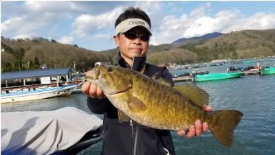野尻湖マリーナの2021年5月3日(月)1枚目の写真