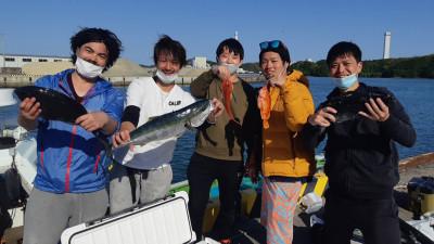 フィッシングボート 清和丸の2021年5月3日(月)1枚目の写真