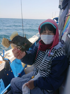 フィッシングボート 清和丸の2021年5月3日(月)2枚目の写真