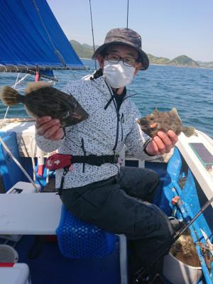 フィッシングボート 清和丸の2021年5月3日(月)3枚目の写真