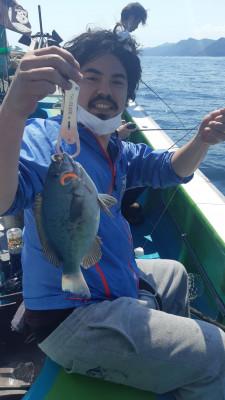 フィッシングボート 清和丸の2021年5月3日(月)5枚目の写真