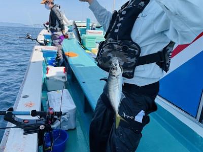 谷口釣船の2021年5月4日(火)5枚目の写真
