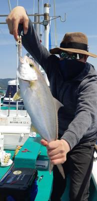 秋丸の2021年5月4日(火)4枚目の写真