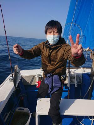 フィッシングボート 清和丸の2021年5月4日(火)3枚目の写真