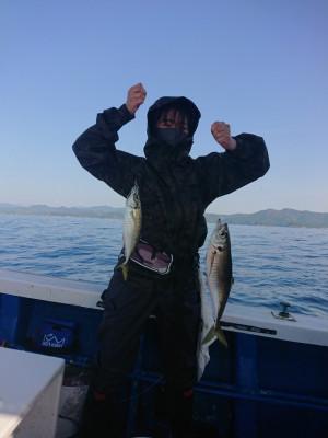 フィッシングボート 清和丸の2021年5月4日(火)4枚目の写真