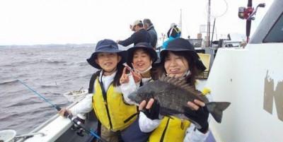 三喜丸釣船店の2021年5月5日(水)1枚目の写真