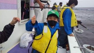 三喜丸釣船店の2021年5月5日(水)2枚目の写真