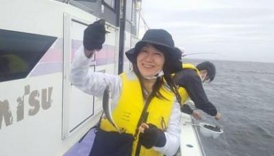 三喜丸釣船店の2021年5月5日(水)4枚目の写真