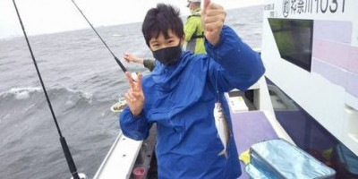三喜丸釣船店の2021年5月5日(水)5枚目の写真