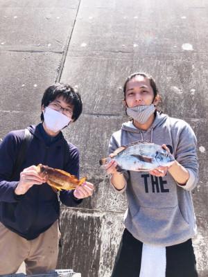 船宿 秋田屋の2021年5月3日(月)3枚目の写真