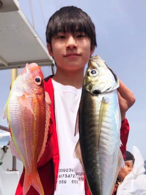 船宿 秋田屋の2021年5月4日(火)2枚目の写真