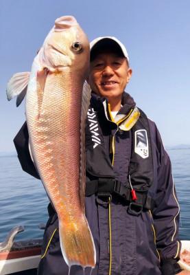 船宿 秋田屋の2021年5月4日(火)3枚目の写真