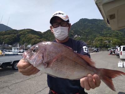 大ちゃん渡船の2021年5月4日(火)1枚目の写真