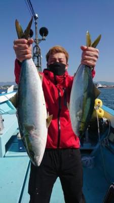正漁丸の2021年5月3日(月)2枚目の写真