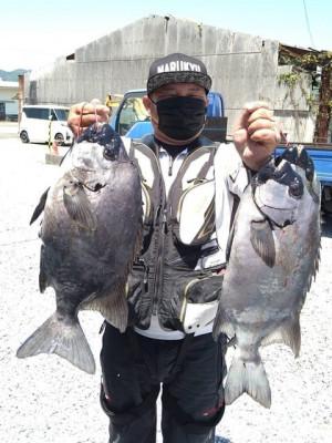 乙島丸の2021年5月5日(水)1枚目の写真