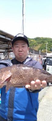 大奉丸の2021年5月4日(火)1枚目の写真