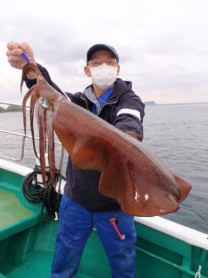 釣り船 久勝丸の2021年5月5日(水)2枚目の写真