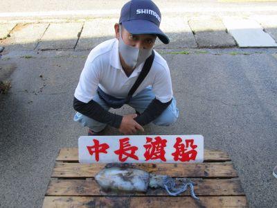 中長渡船の2021年5月6日(木)1枚目の写真