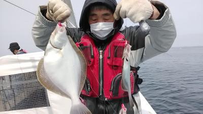 釣りキチ丸の2021年5月5日(水)2枚目の写真