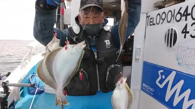 釣りキチ丸の2021年5月5日(水)3枚目の写真