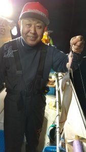 美浜釣舟センターの2021年5月6日(木)4枚目の写真