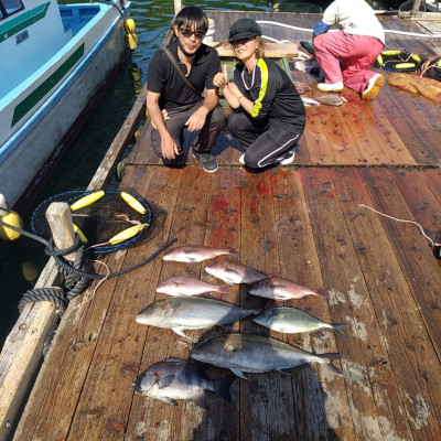 海上つり掘和光の2021年5月6日(木)2枚目の写真